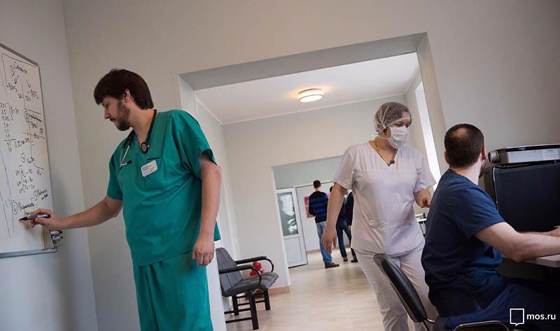 43 поликлиника инженерная 3 расписание врачей