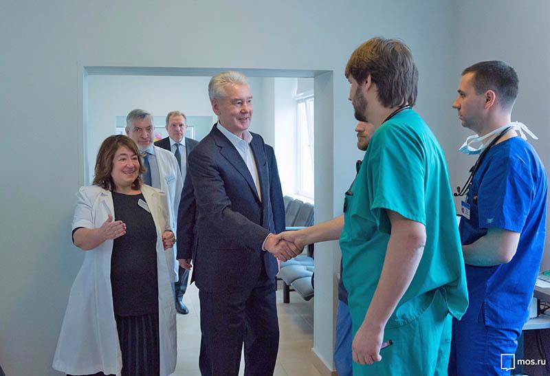 Больницы городские с-петербурга