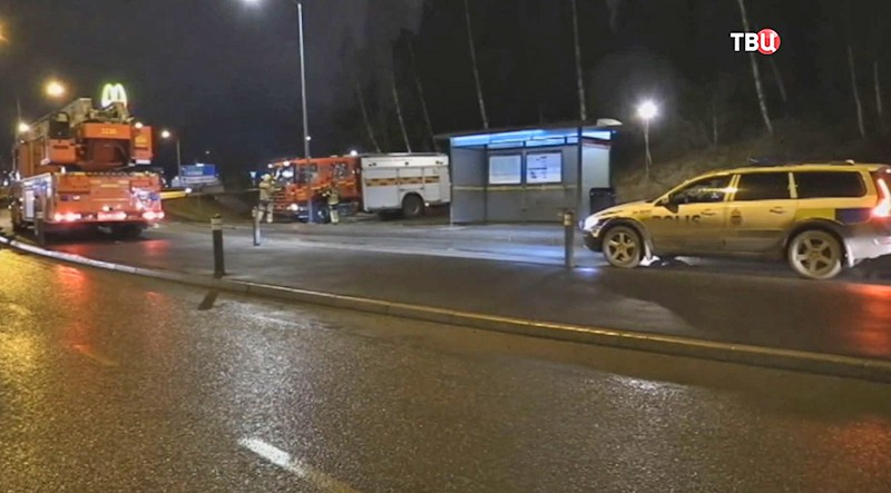 Беспорядки в Стокгольме