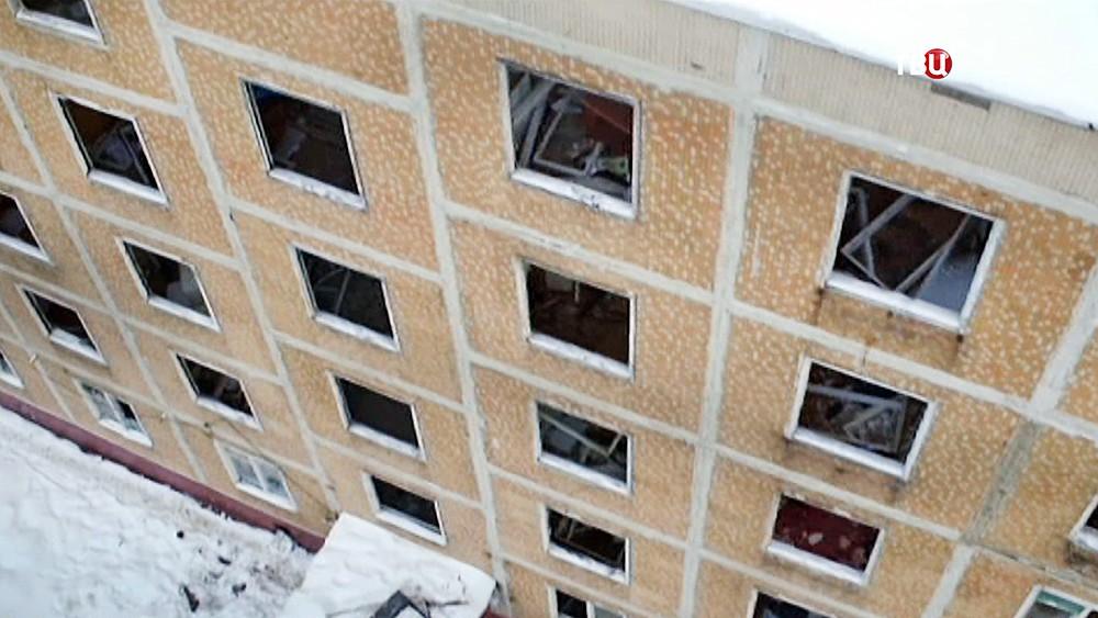 Снос пятиэтажки
