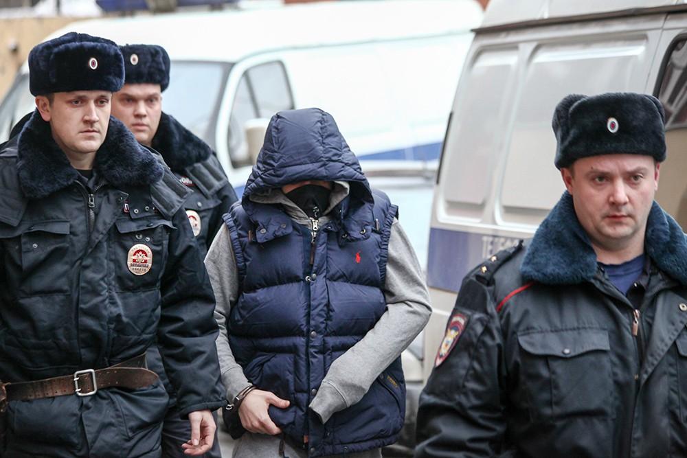 Участник ДТП на Мосфильмовской улице Вартан Саркисов