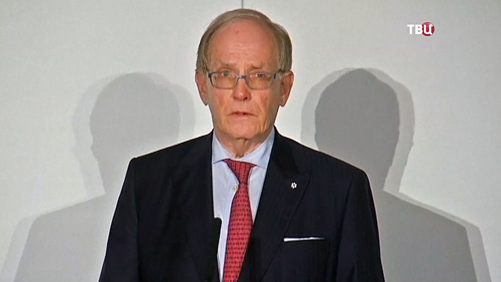 Глава независимой комиссии WADA Ричард Макларен