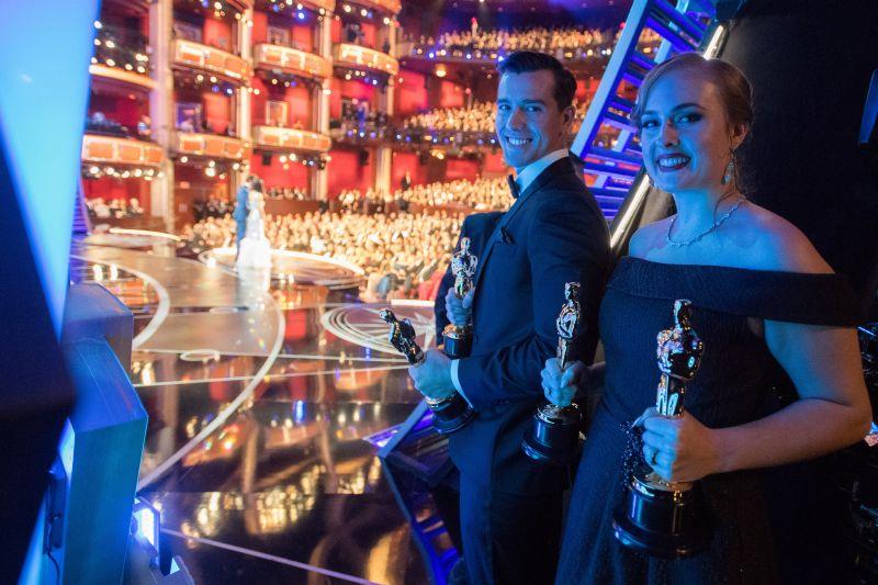 Церемония вручения премии'Оскар