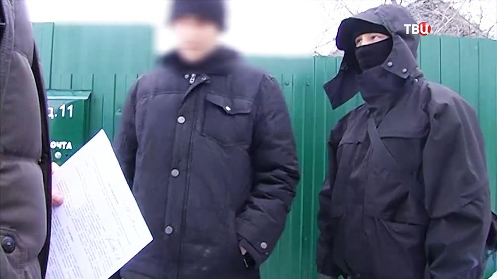 Задержание сторонника ИГ под Самарой