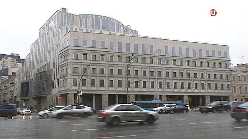 "Новое здание ""Табакерки"""