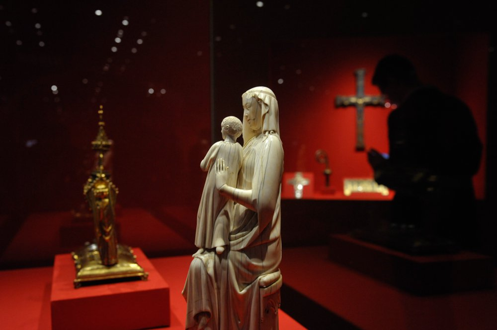 """Выставка """"Людовик Святой и реликвии Сент-Шапель..."""""""