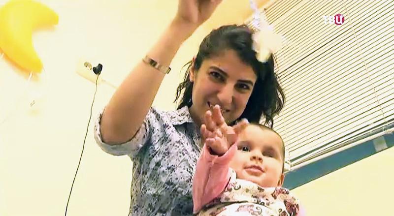Марии Махмуд и ее мама