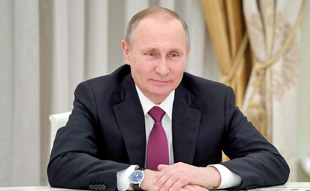 Путин назначил Аристова директором ФССП