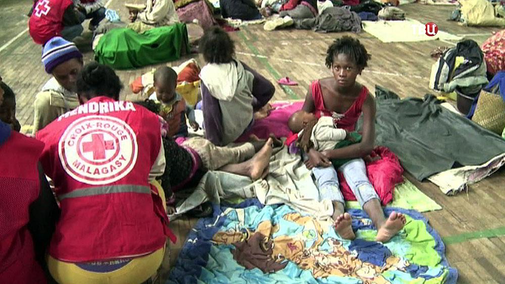 Жертвами циклона «Энаво» наМадагаскаре стали 38 человек