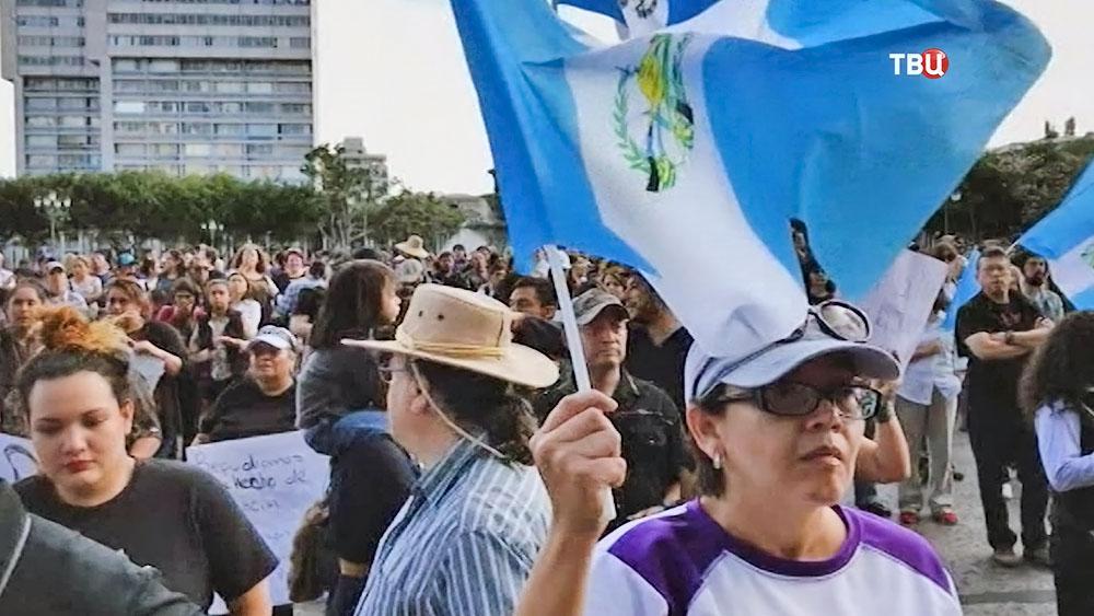 Впожаре вГватемале погибли 19 детей