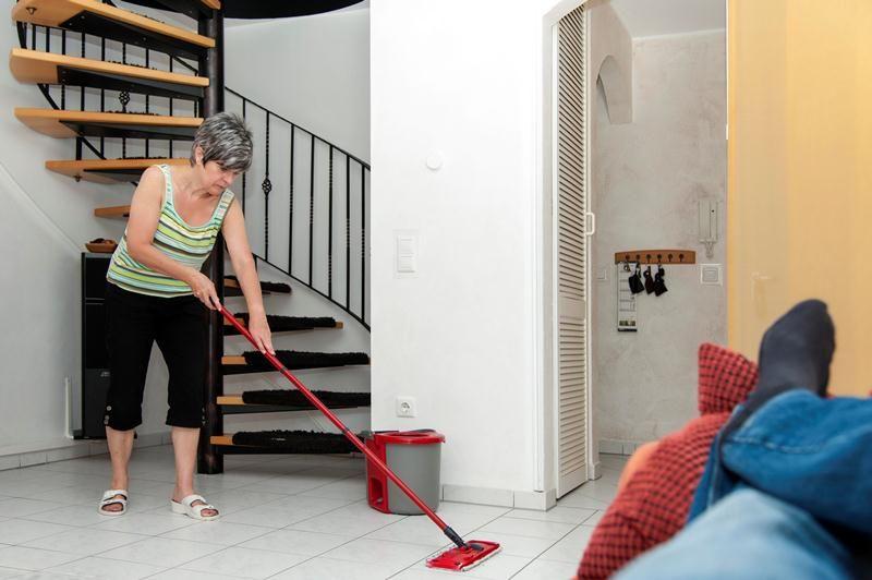 Неравное разделение домашнего труда