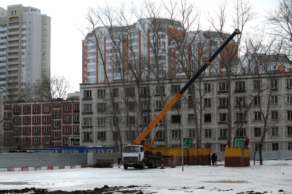 Совет Государственной думы проведет спецзаседание поповоду сноса пятиэтажек в столице России