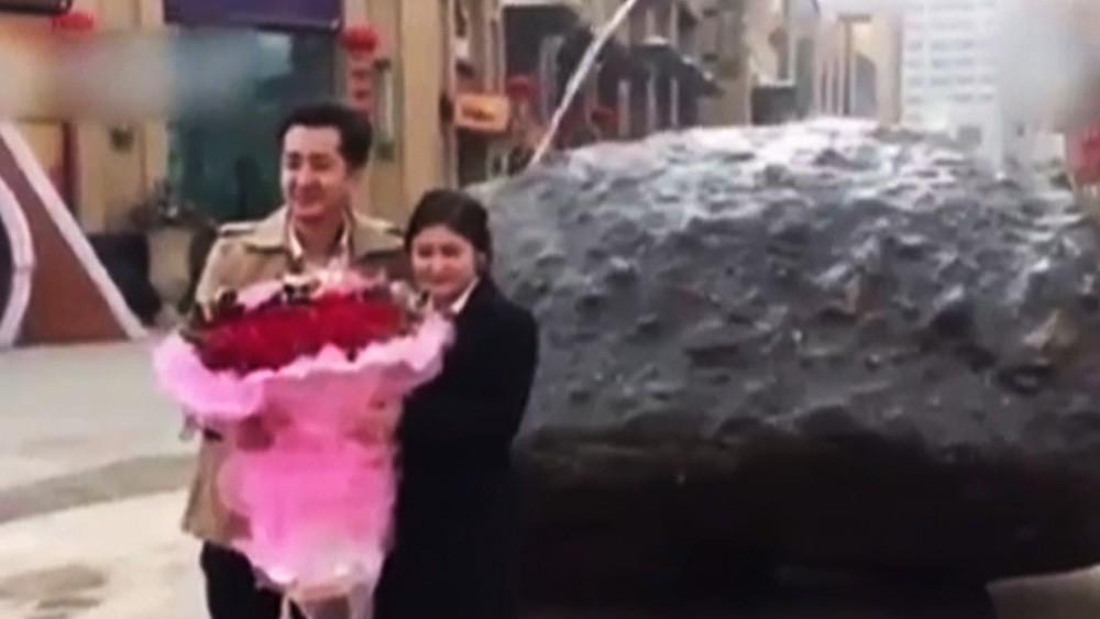 33-тонный камень, вместо обещанной квартиры