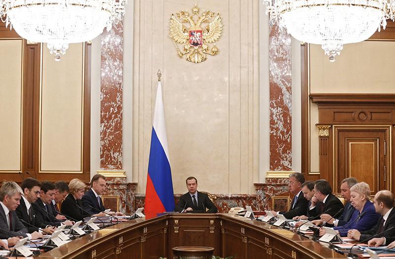 Медведев: Нареализацию ФЦП израсходовано 900 млрд руб.