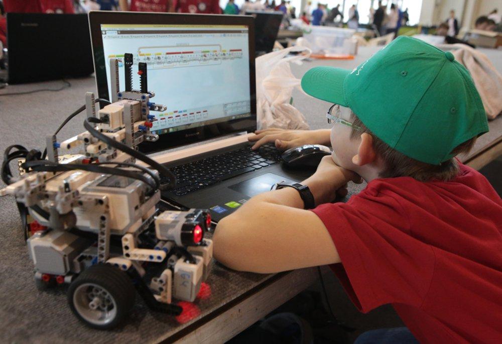 """Международный фестиваль робототехники """"Робофест"""""""