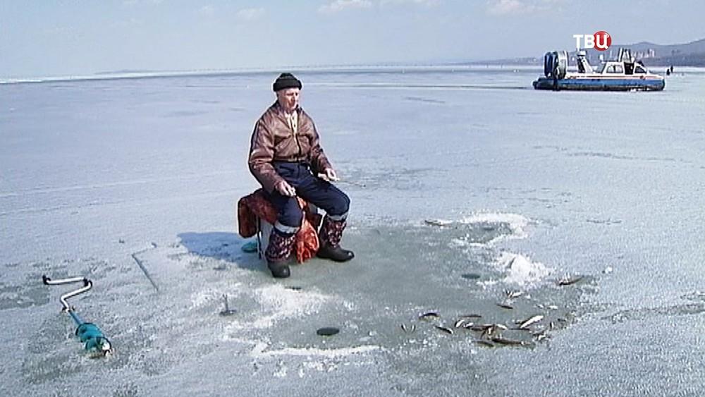 морская рыбалка в приморье весной