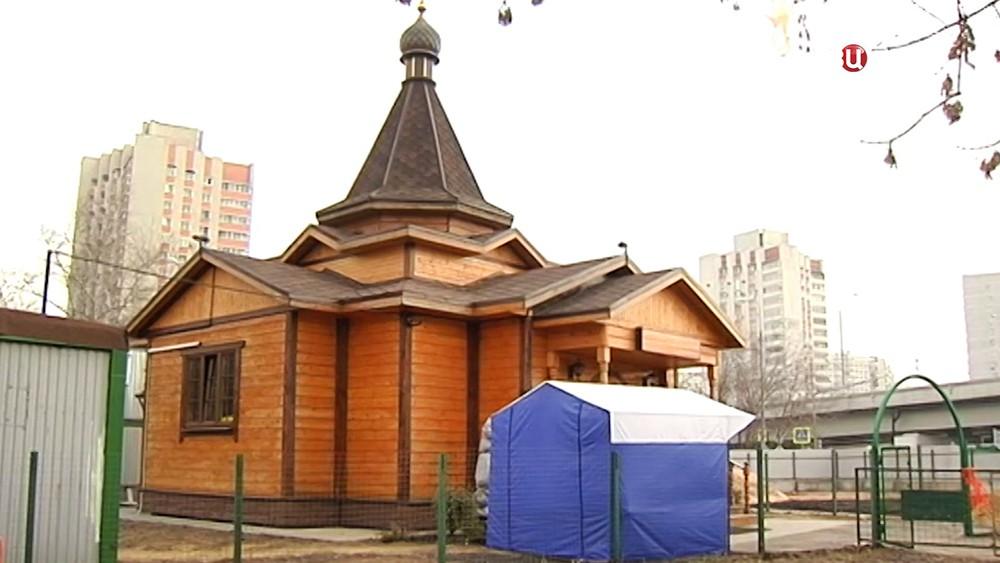 Храм вчесть Андрея Боголюбского построят напересечении Окской иВолжского проспекта