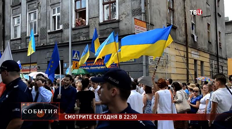 """Смотрите в 22:30 специальный репортаж """"Украина. Руины будущего"""""""