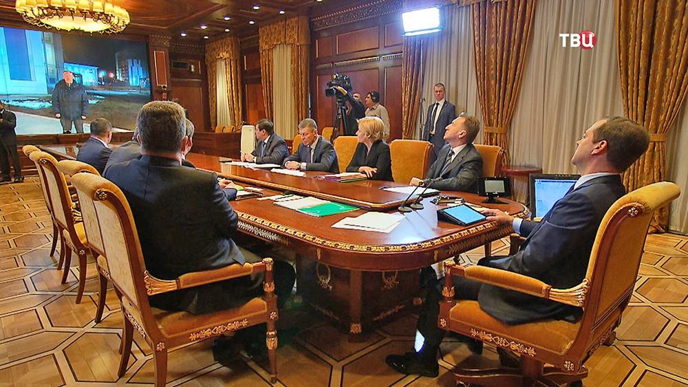 Рогозин назвал сроки визита Медведева накосмодром «Восточный»