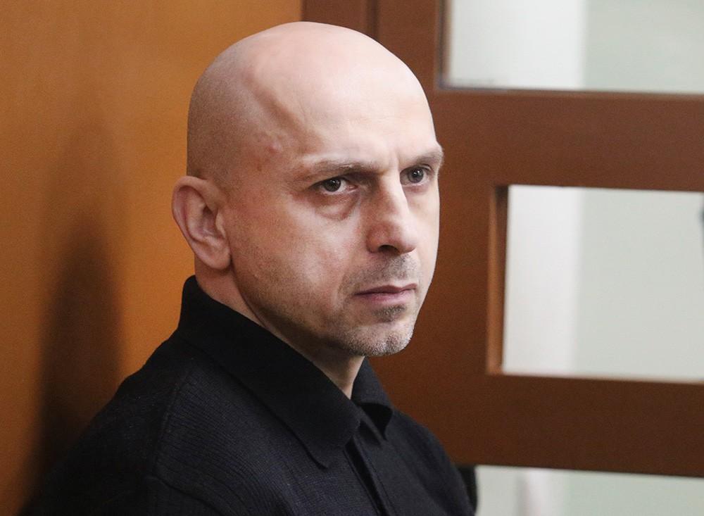 Хасан Закаев в суде
