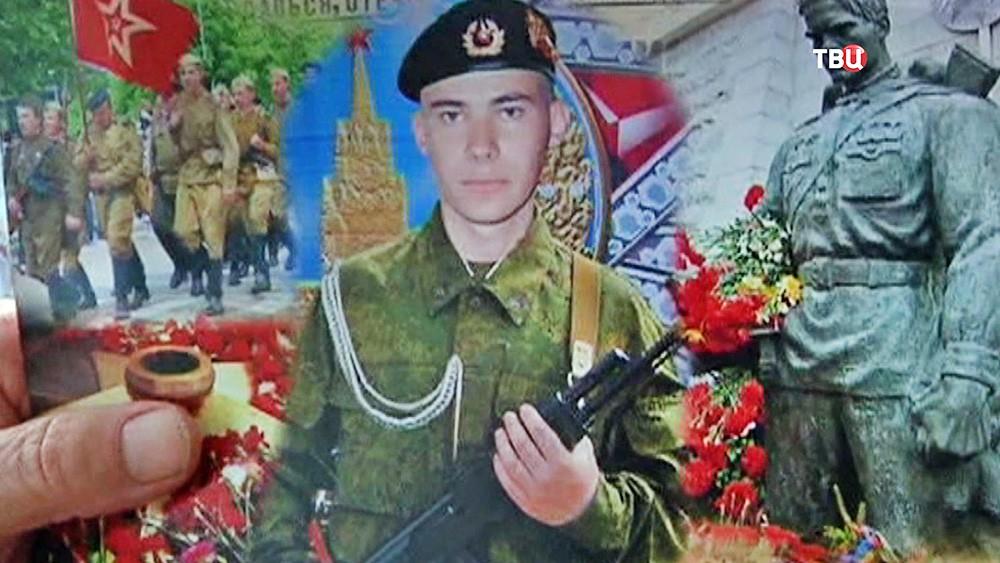 Алексей Слюняев, спасший провалившегося под лед врача