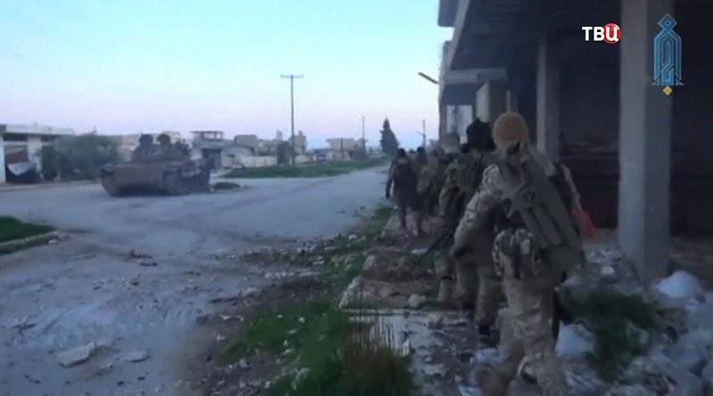 Неподалеку отсирийского города Хама боевики убили 25 человек