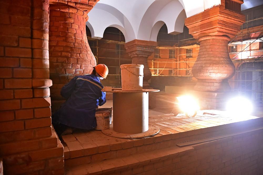 Основная часть объектов в российской столице реставрируется инвесторами— Собянин