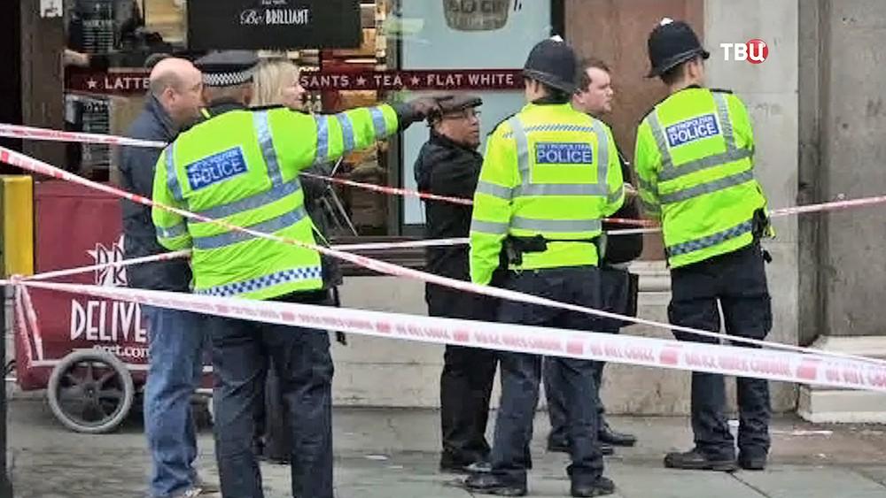 Совершившим теракт встолице Англии британцем доэтого интересовались спецслужбы