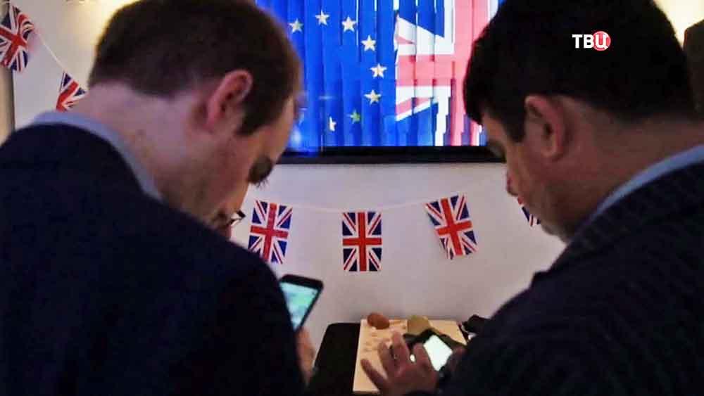 Сторонники и противники Brexit
