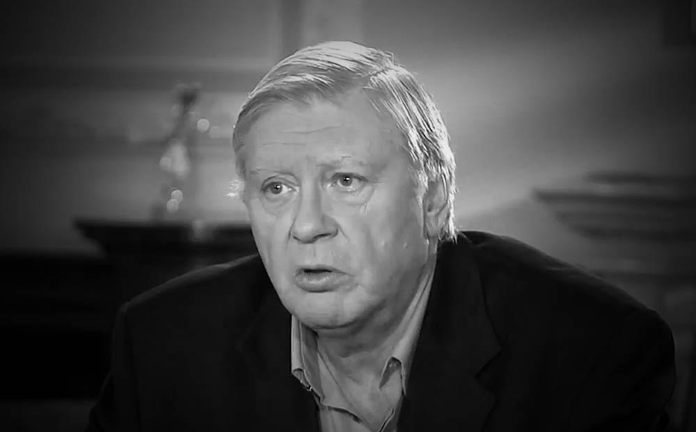 Журналист-международник Юрий Выборнов