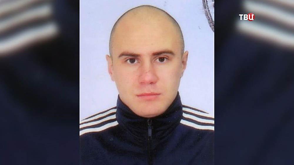 Ярослав Левенц, подозреваемый в убийстве Дениса Вороненкова