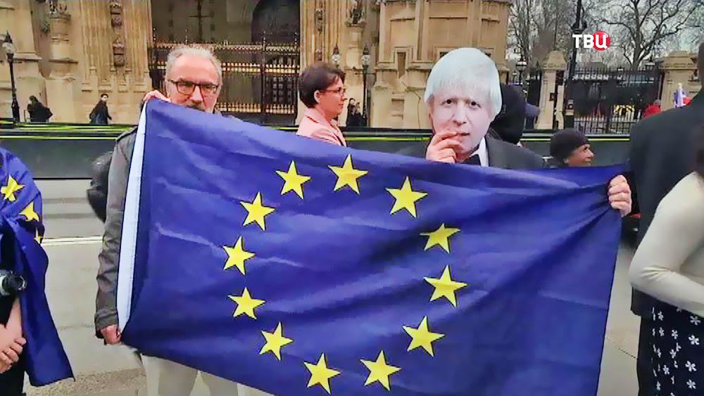 Противники Brexit