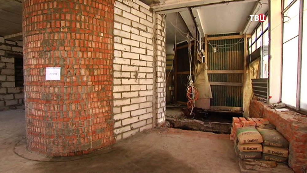 Ремонтные работы на Филёвской линии метро