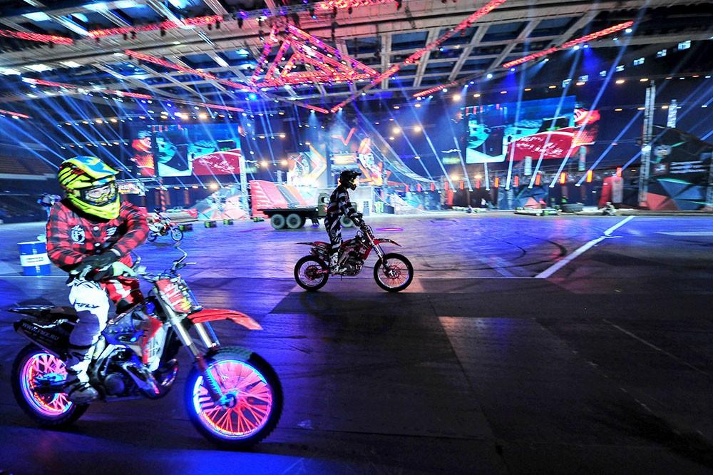 Фестиваль экстремальных видов спорта