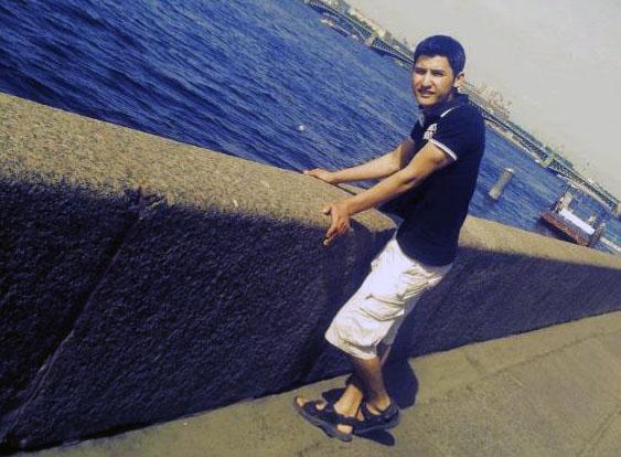 Акбаржон Джалилов, предполагаемый исполнитель взрыва в метро Санкт-Петербурга