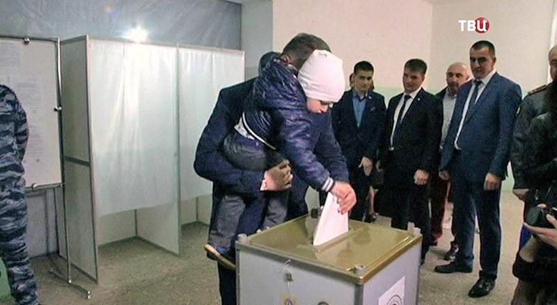Президентские выборы в Южной Осетии