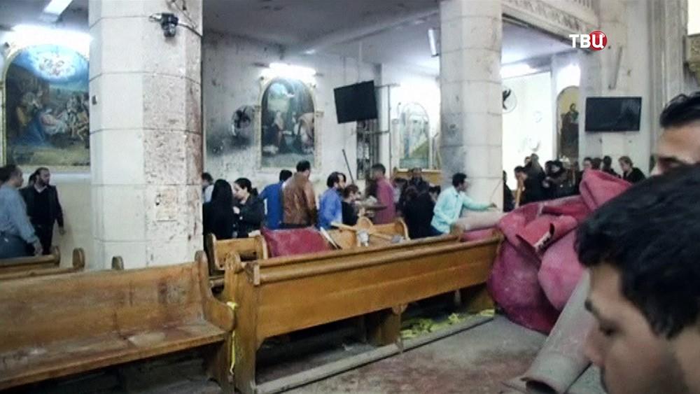 Последствия теракта в Египте