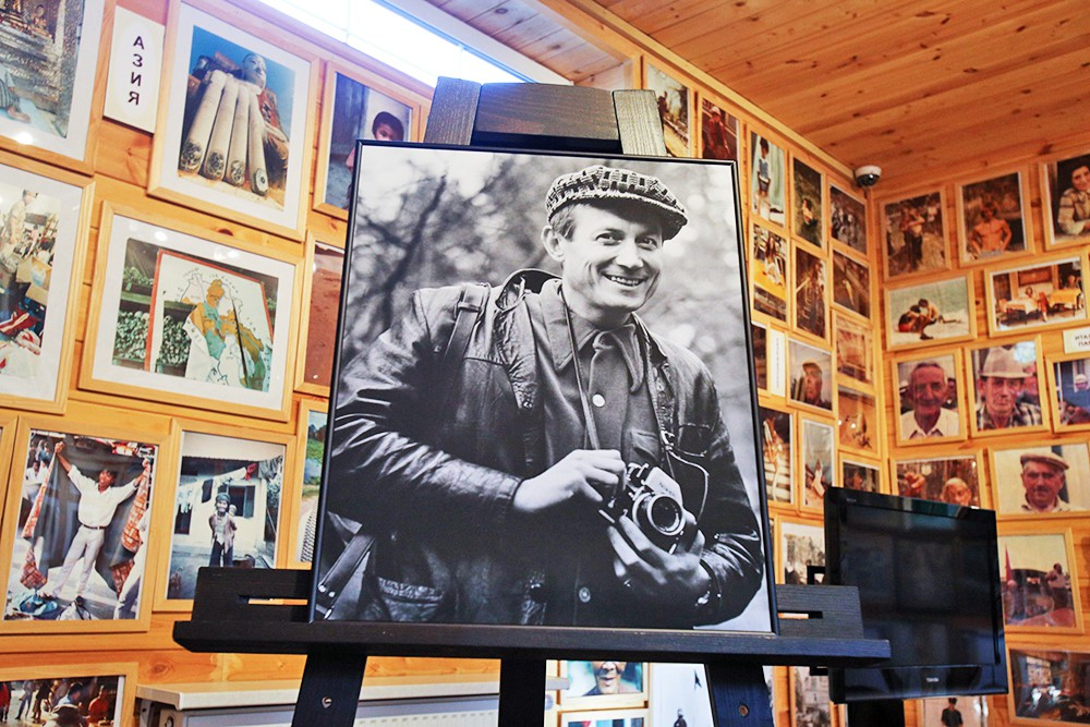 Музей-галерея Евгения Евтушенко в поселке Переделкино
