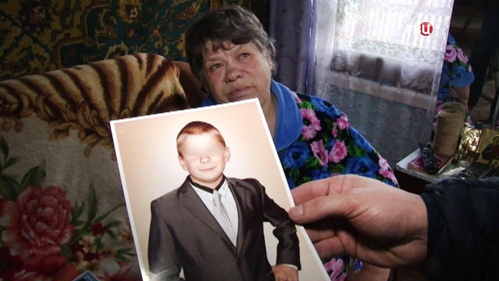 Фото пострадавшего от побоев Иркутских подростков