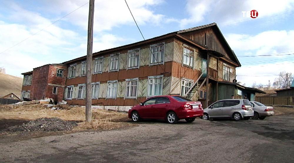 Больница в Иркутской облости