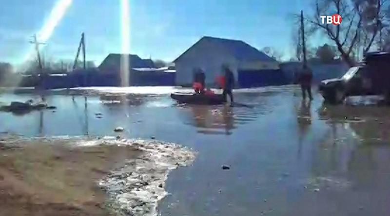 Весенние паводки