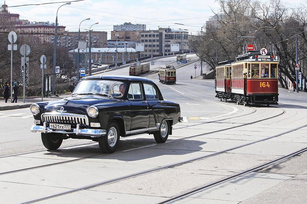 трамваев москва фото