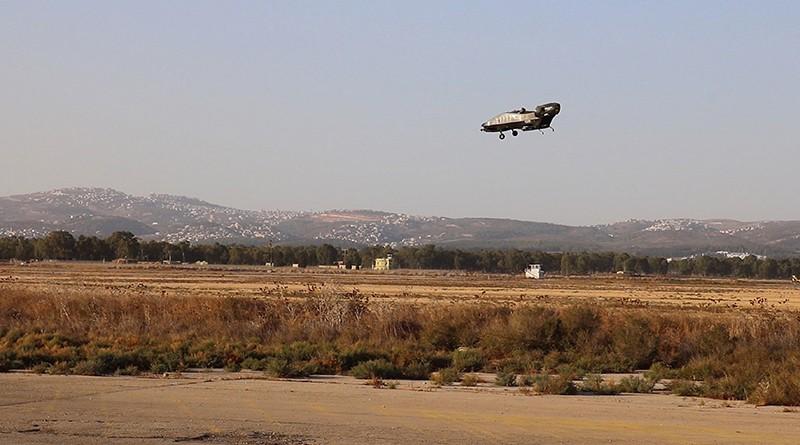 Городской транспортер для перевозки пассажиров в воздухе