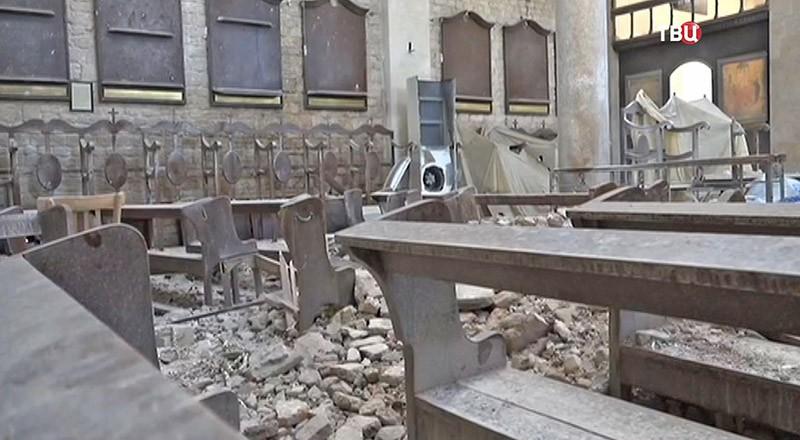 Русский центр попримирению сказал жителям Сирии около 4 тонн гуманитарной помощи