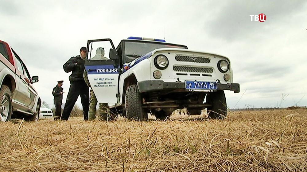 УАЗик полиции
