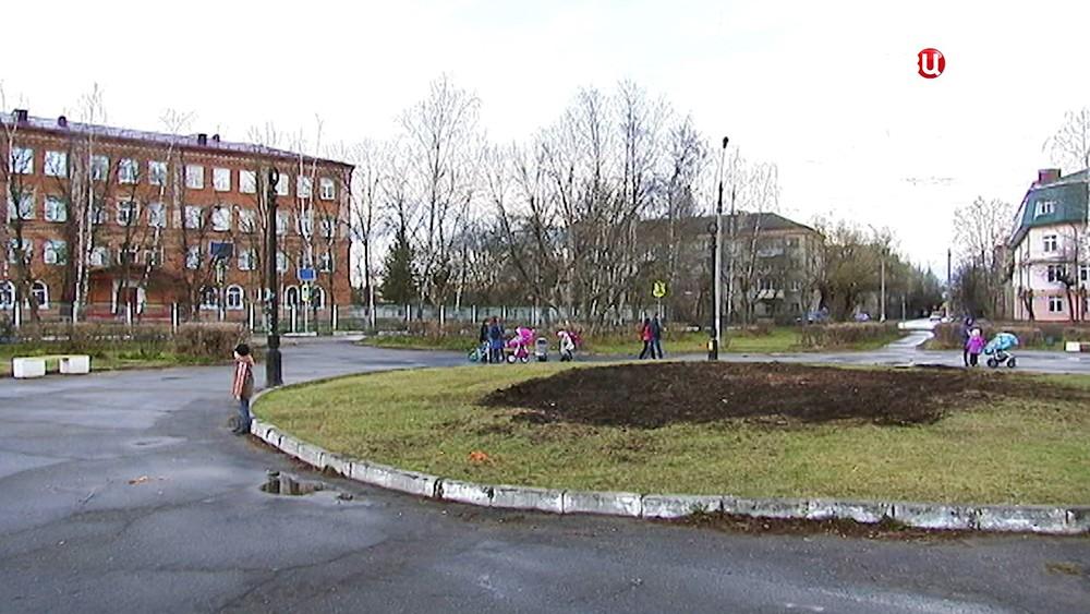 Памятник Пушкину демонтировали после разрушения в Орехово-Зуеве