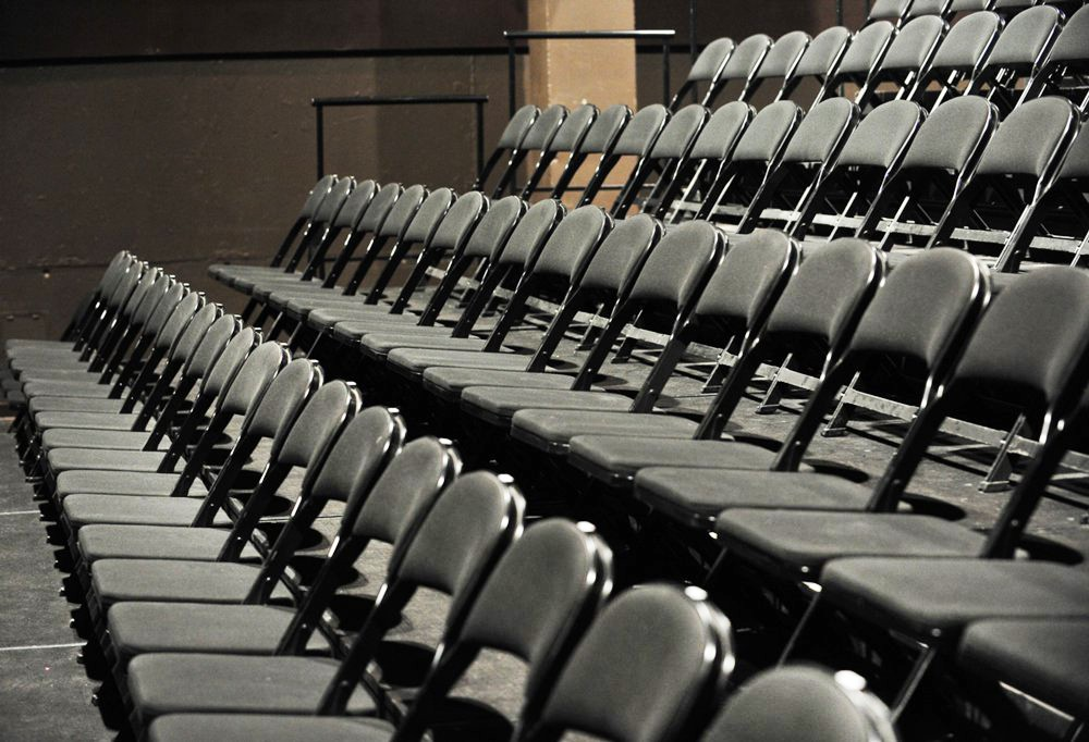 Кресла в театре