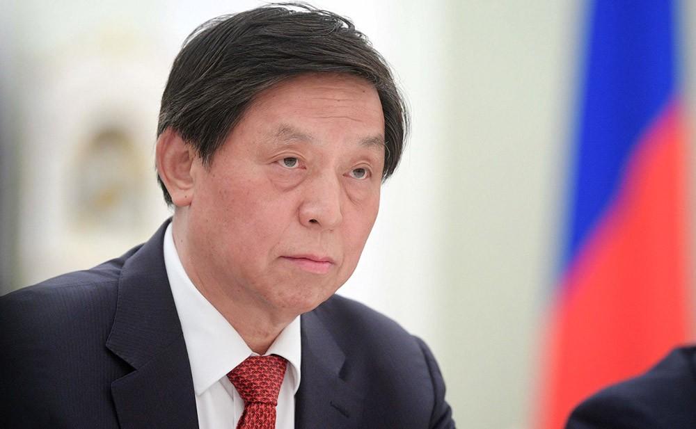 Руководитель Канцелярии Центрального комитета Коммунистической партии Китая Ли Чжаньшу