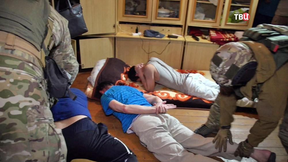 Бойцы ФСБ обезвердили вербовщиков террористов