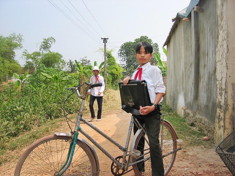 Жители Вьетнамы